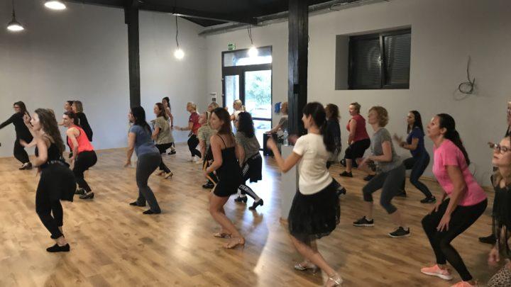 All About Dance Studio zajęcia dla kobiet latino 2019