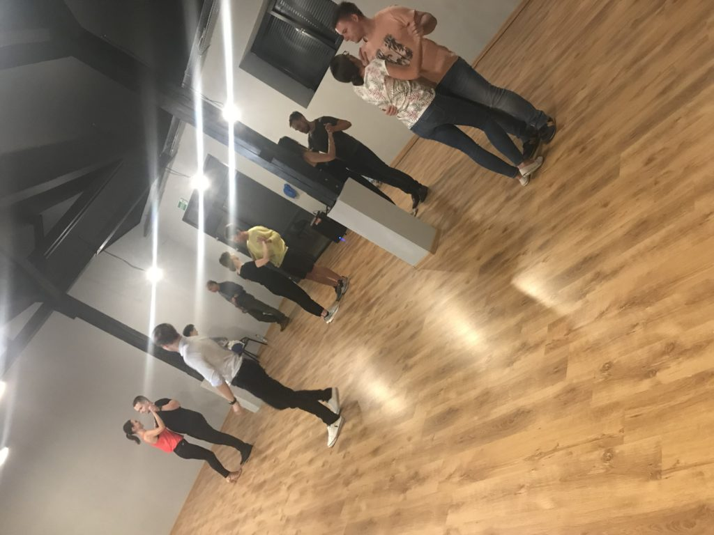 All About Dance Studio zajęcia dla par 2019