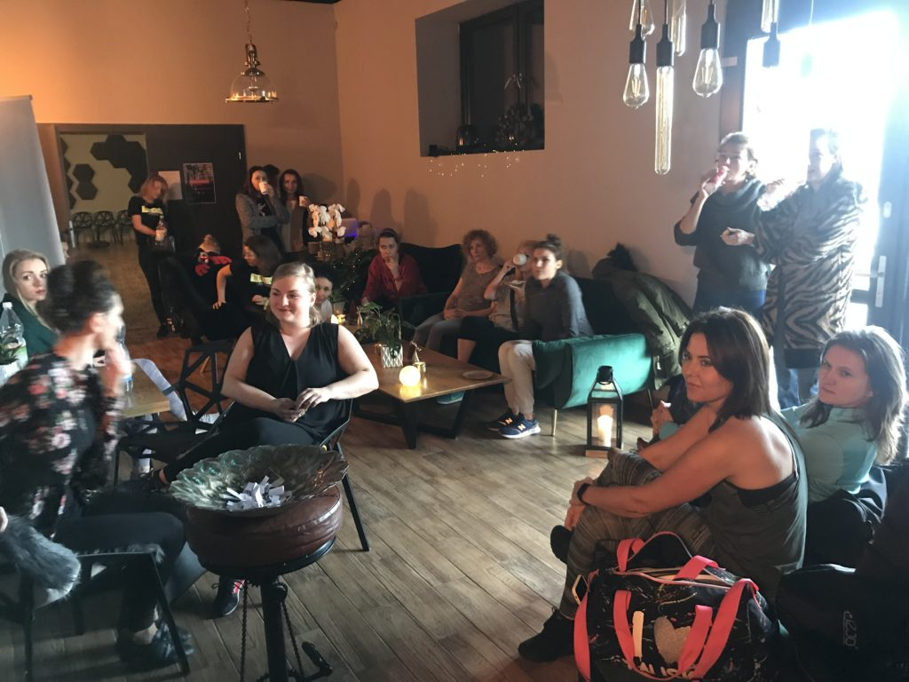 warsztaty taneczne dla kobiet