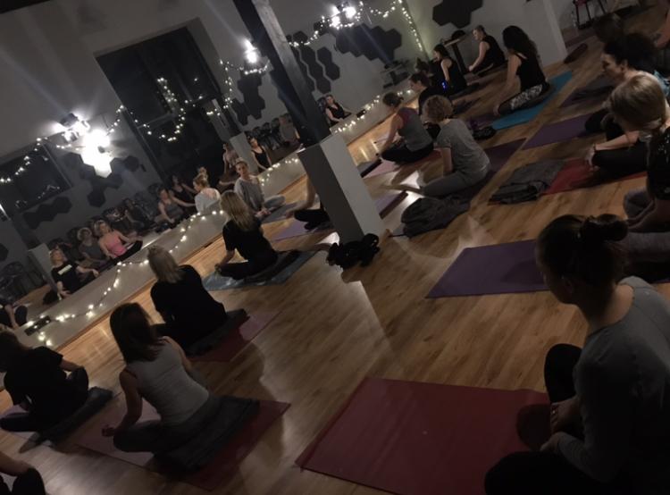 yoga szkoła tańca szczecin