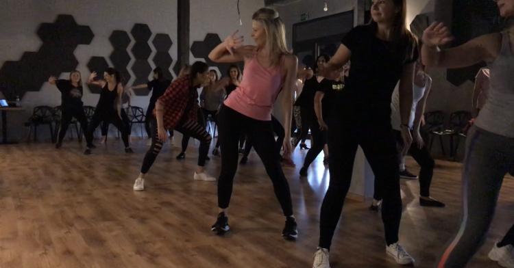 Warsztaty taneczne dla kobiet salsation