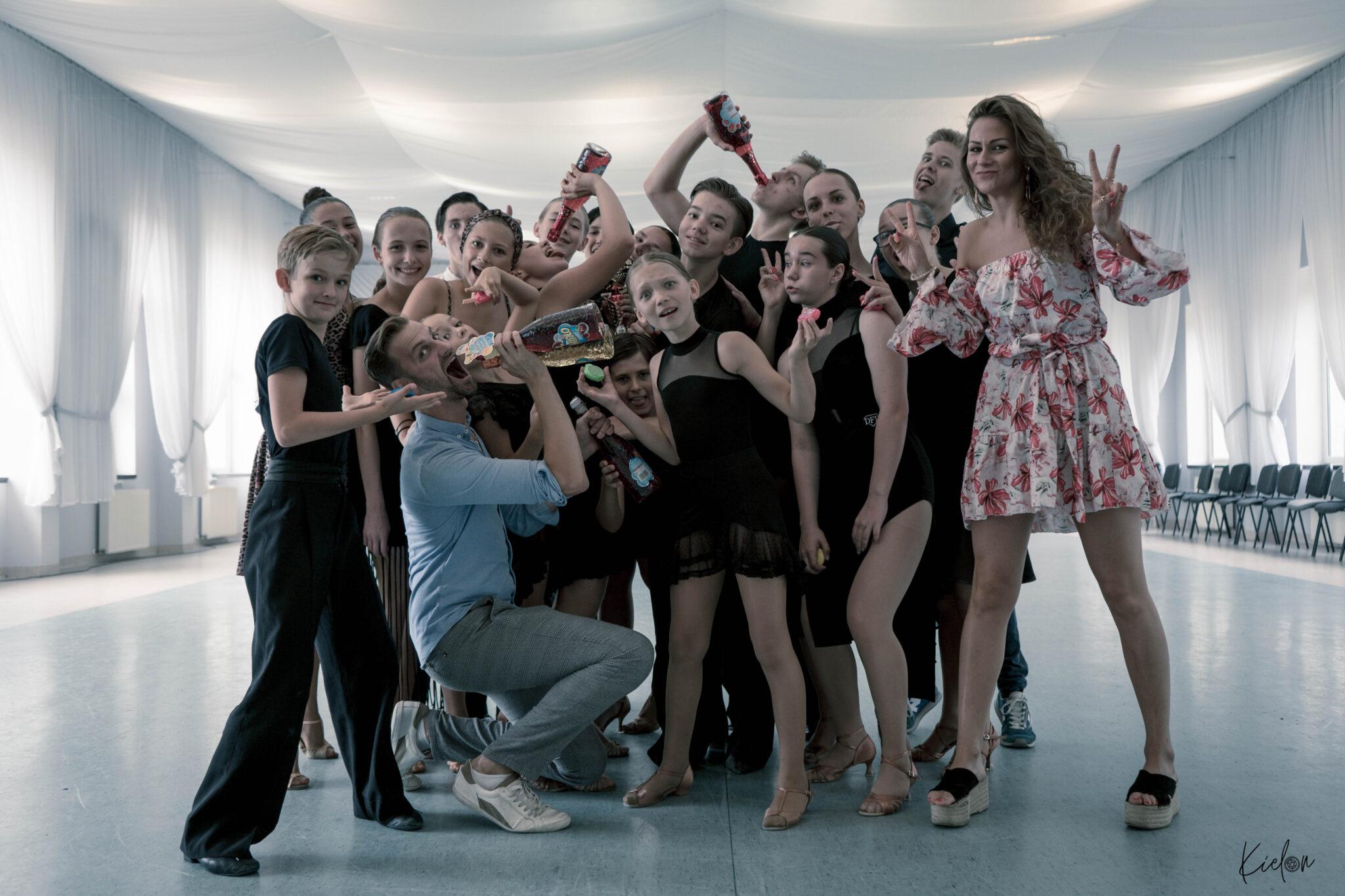 Obóz sportowy All About Dance Studio 2020 szkoła tańca szczecin