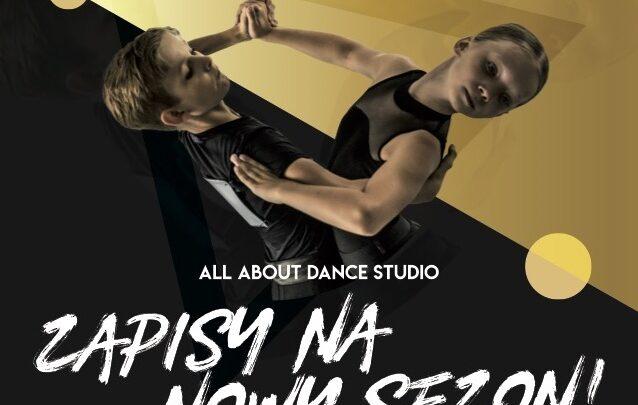 Rafał Pokwicki Martyna Smuniewski All About Dance Studio Szczecin