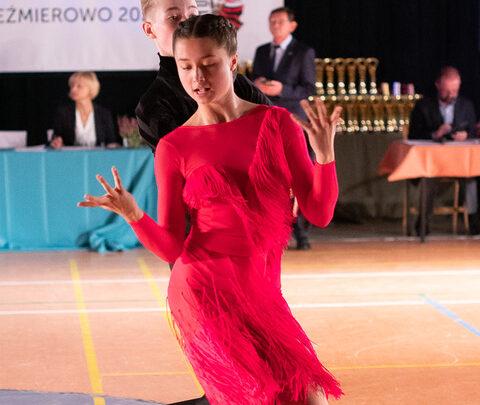 Dobrosława Wyszecka All About Dance Studio Szczecin