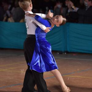 Rafał Pokwicki Martyna Smuniewska szkoła tańca All About Dance Studio Szczecin