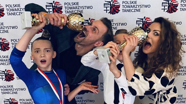 Rafał Pokwicki Martyna Smuniewski Arkadiusz Guzierowicz Katarzyna Florczuk MIstrzostwa Polski 10-11
