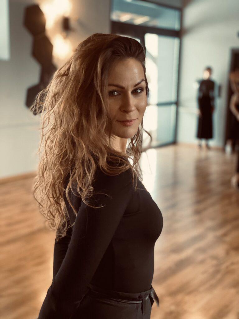 Katarzyna Florczuk tańce standardowe All About Dance Studio Szczecin